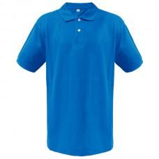OS-BLR OS Κοντομάνικη μπλούζα polo πικέ Χρώμα Μπλε ρουά