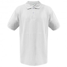 OS-WHT OS Κοντομάνικη μπλούζα polo πικέ Χρώμα Λευκό