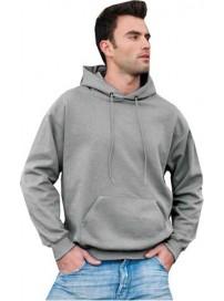 SWP-280 Keya Unisex Hooded Sweatshirt Χρώμα Γκρι