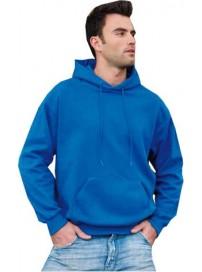 SWP-280 Keya Unisex Hooded Sweatshirt Χρώμα Μπλε ρουά