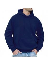 SWP-280 Keya Unisex Hooded Sweatshirt Χρώμα Μπλε σκούρο