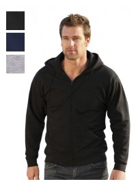 SWZ-280 Keya Hooded sweatshirt with full zip