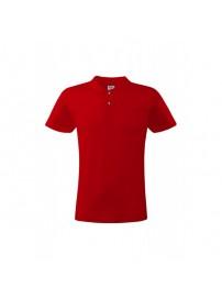 MPS-180 Keya Ανδρικό Πικέ Μπλουζάκι Πόλο Χρώμα Κόκκινο