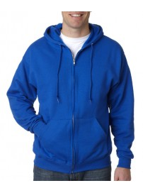 SWZ-280 Keya Hooded sweatshirt with full zip Χρώμα Μπλε ρουά