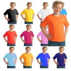 YC-150 Παιδικό Μπλουζάκι Keya κοντομάνικο σε πολλά χρώματα
