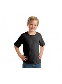 YC-150 Παιδικό Μπλουζάκι Keya κοντομάνικο Χρώμα Μαύρο