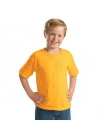 YC-150 Παιδικό Μπλουζάκι Keya κοντομάνικο Χρώμα Gold