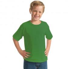 YC-150 Παιδικό Μπλουζάκι Keya κοντομάνικο Χρώμα Πράσινο