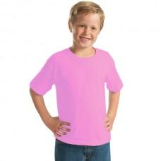 YC-150 Παιδικό Μπλουζάκι Keya κοντομάνικο Χρώμα Ροζ