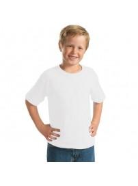 YC-150 Παιδικό Μπλουζάκι Keya κοντομάνικο Χρώμα Άσπρο