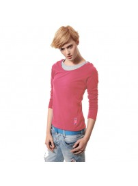 R1710 Lotto T-shirt LS Easy W blush