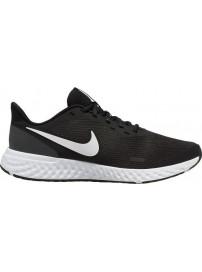 BQ3204-002 Nike Revolution 5 (Black/White-Anthracite)
