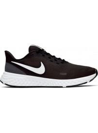 BQ3207-002 Nike Revolution 5 (Black/white anthracite)