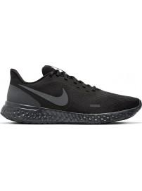 BQ3204-001 Nike Revolution 5 (Black-Anthracite)