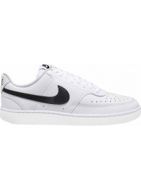 CD5463-101 Nike Court Vision Lo (White/Black/White)
