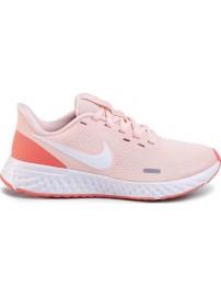 BQ3207-602 Nike Revolution 5 (Washed coral/summit white)