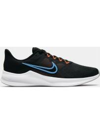 CW3411-001 Nike Downshifter 11 (Black-Coast-total orange)