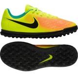 844416 708 Nike Magista Ola II TF JR (volt/black total orange/clr)