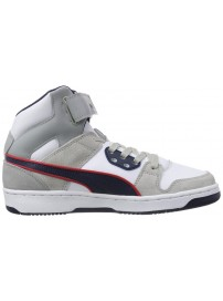 358237 05 Puma Rebound Street SD (gray/violet/peacoat/red)