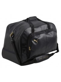 065581 01 Puma King football bag (black/gold)