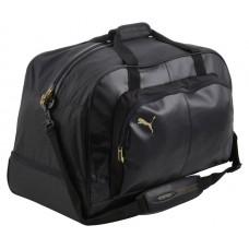 065581 01 Puma King football bag (black/gold)