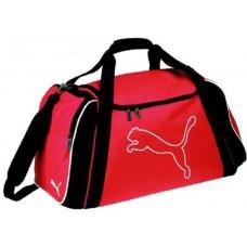 065605 01 Puma United Large Bag (puma red/black/white)