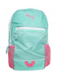 071177 01 Puma DJ Backpack (spearmint/azaiea pink)