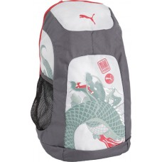073241 01 Puma Evospeed dragon Backpack (sea pine/white/high risk red)