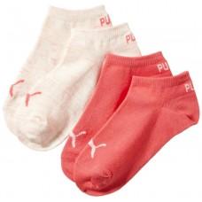 883340 46 Puma Invisible Kids κοντές κάλτσες 2 ζευγάρια
