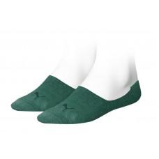 906245 10 Puma Footie Unisex χαμηλές κάλτσες 2 ζευγάρια