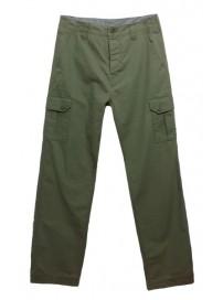 548501 04 Puma Ανδρικό παντελόνι για κάθε μέρα Χρώμα Λαδί