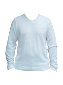 550883 ΜΠΛΟΥΖΑ PUMA V Neck Golf Sweater