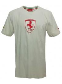 554395 01 Puma Franela Ferrari Logo Χρώμα Mπεζ