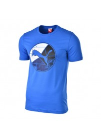 590172 03 Puma BPPO 979 Graphic Tee (team power blue)