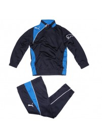 652640 06 Puma United Training Suit (new navy/puma royal)