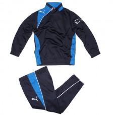 652640 06 Puma United Training Suit (new navy/puma royal)