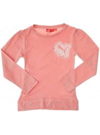 807297 02 Puma LS Dottee Παιδική Μπλούζα