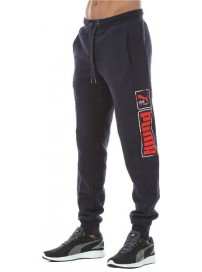 834157 40 Puma Q5 Fun Sweat Pant (blue)