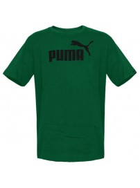 831854 42 Puma Ess No. 1 Logo Tee (ultramarine green)