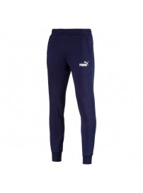 851753 06 Puma Essentials Fleece (navy blue)