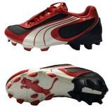 101756 01 Puma V 5.08 SL I FG JR (red/black/white)
