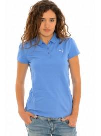831798 14 Puma ESS Polo Γυναικεία μπλούζα πόλο μακό