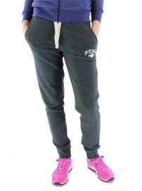 832142 01 Puma Style Athl Sweat Pants Γυναικείο αθλητικό παντελόνι (black leather)