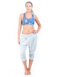 832153 08 Puma Style 3/4 Drapy Pants W Γυναικείο παντελόνι 3/4 (light gray heather)