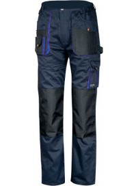 546 Fageo Trousers Navy/Blue
