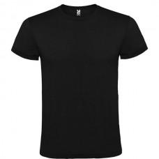 CA6424 Roly Ανδρικό κοντομάνικο μπλουζάκι Χρώμα Μαύρο