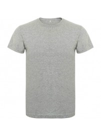 CA6424 Roly Ανδρικό κοντομάνικο μπλουζάκι Χρώμα Γκρι Μελανζέ