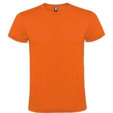 CA6424 Roly Ανδρικό κοντομάνικο μπλουζάκι Χρώμα Πορτοκαλί