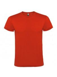 CA6424 Roly Ανδρικό κοντομάνικο μπλουζάκι Χρώμα Κόκκινο