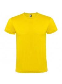 CA6424 Roly Ανδρικό κοντομάνικο μπλουζάκι Χρώμα Κίτρινο